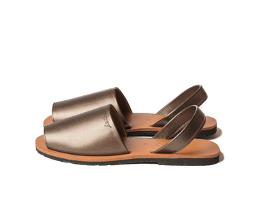 Copper Bronze (Bettina/Bryce) (Pre-Order) - Women Shoes - Grey By Ortenhill - Naiise