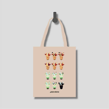 Singaporean Dessert Totebag - Local Tote Bags - Chaps V8.2 - Naiise