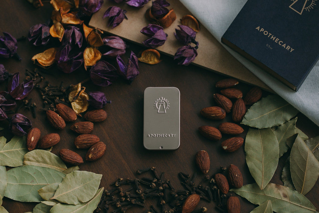 Cornerstone Solid Cologne Colognes The Apothecary Malaysia