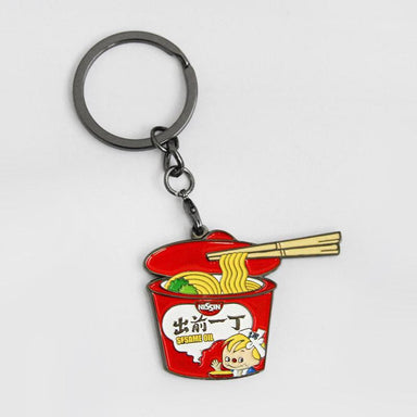 CQYD Badge Keychain - Cup Noodles Local Keychains Meykrs
