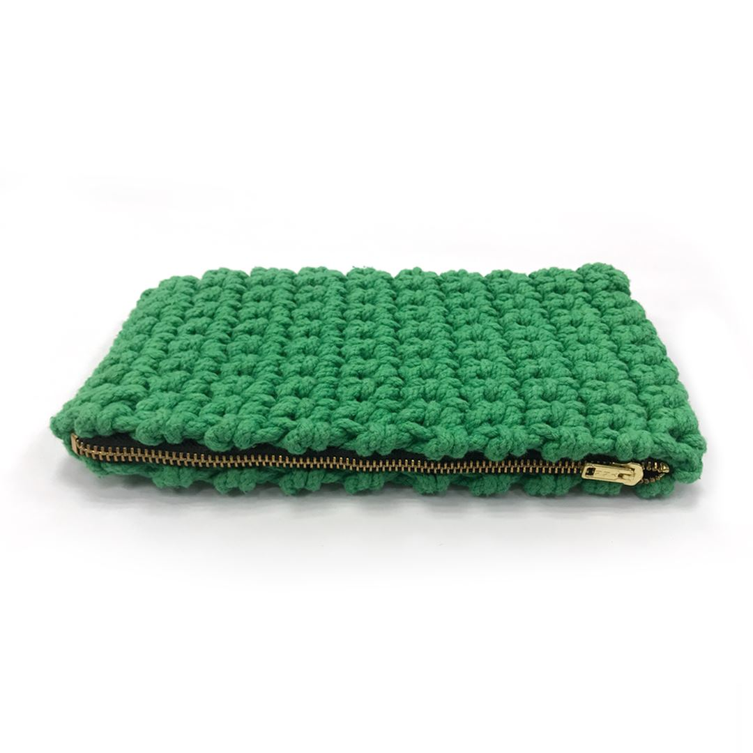 Crochet Clutch - Local Clutches - Indie Mama - Naiise