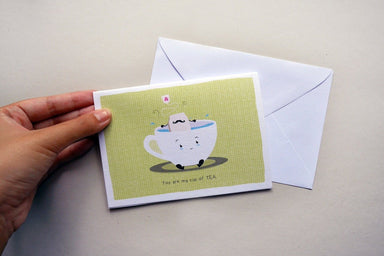 Cup of Tea Card - Naiise