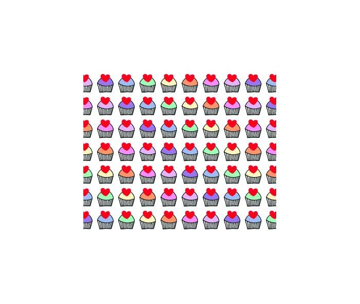 Cupcake Rainbow Wrapping Paper - Wrapping Papers - Fevrier Designs - Naiise