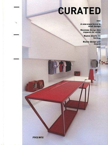 Curated: A New Experience in Retail Design Books Naiise