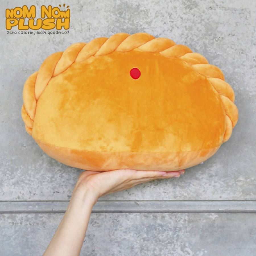 Curry Puff Cushion (Combo) - Local Cushions - Nom Nom Plush - Naiise