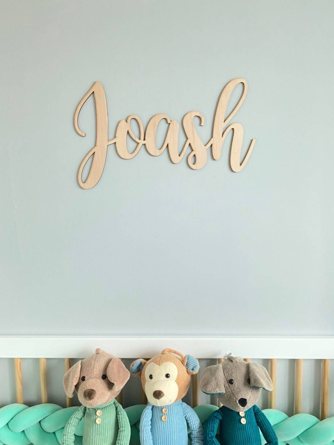 Custom Kids Name Signage - New Arrivals - SHOPKUSTOMISE - Naiise