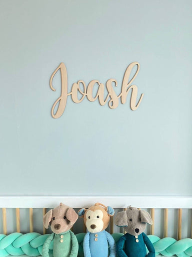 Custom Kids Name Signage [Single Names] - Personalised Signages - SHOPKUSTOMISE - Naiise