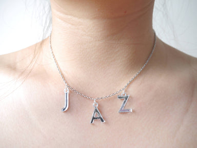 custom name necklaces - Necklaces - Loopy Fruppy - Naiise