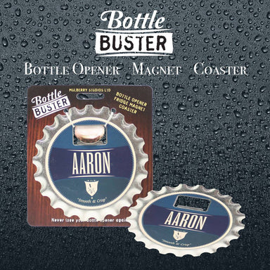 BOTTLE BUSTER - Best Bottle Opener : Aaron - Bottle Openers - La Belle Collection - Naiise