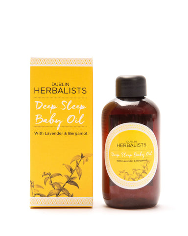 Dublin Herbalists - Baby Oil - Baby Oils - A GOOD POTION COMPANY - Naiise