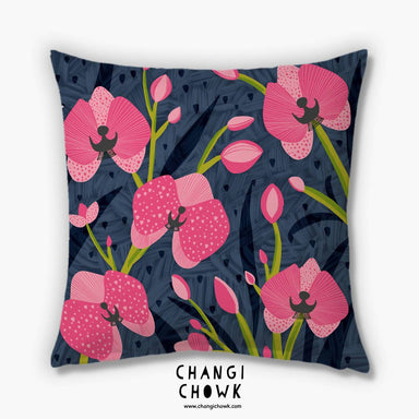 Cushion Cover - Orchid blue - Local Cushion Covers - Changi Chowk - Naiise