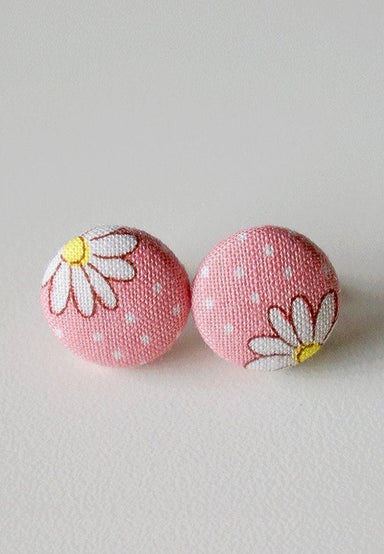 Daisy Kiss Stud Earrings - Earrings - Paperdaise Accessories - Naiise