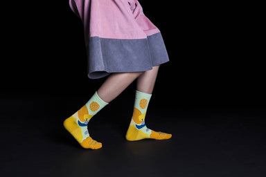 Dear, Buncho - Reebok Gold socks - Socks - GoodPair - Naiise
