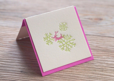 Dear Deer Christmas Card - Christmas Cards - ditto ditto - Naiise