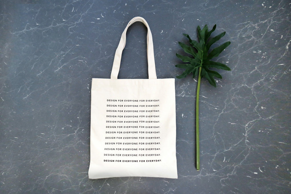 Design For Everyone Naiise Tote Bag Tote Bags Naiise