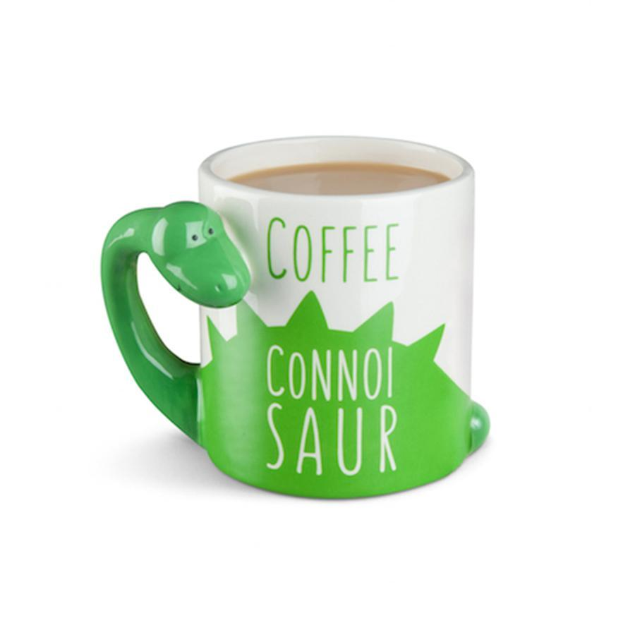 Dinosaur Connoisaur Coffee Mug Mugs BigMouth Inc