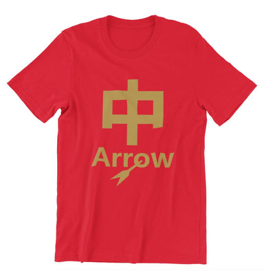 Dio Arrow Gold Edition T-shirt Local T-shirts Wet Tee Shirt