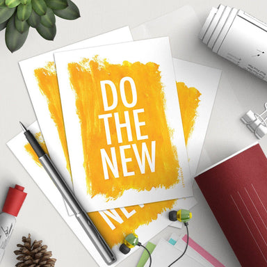 Do The New Notecards Notebook Letternote