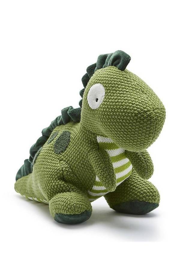 Dodger The Dino Soft Toy - Kids Toys - The Children's Showcase - Naiise