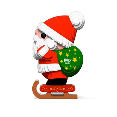 Dodoland Season- Santa Claus Model Kits Team Green