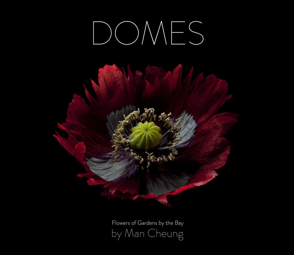 Domes : Flowers of Gardens by the Bay Book Adult Colouring Books Marshall Cavendish