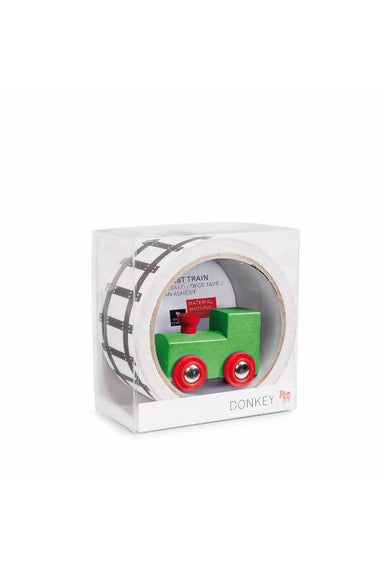Donkey Tape Gallery - My First Train Masking Tape - Kids Toys - The Children's Showcase - Naiise