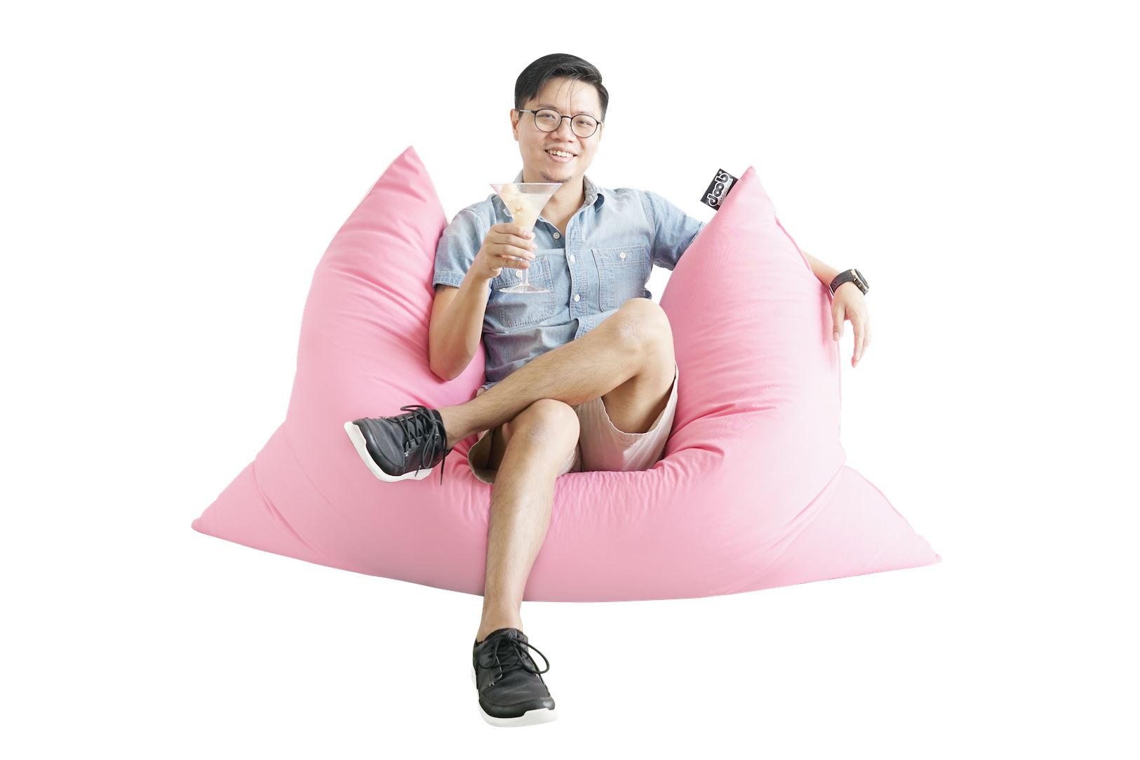 Doobsta' Bean Bag Macaron Series | Medium - Bean Bags - doob® - Naiise