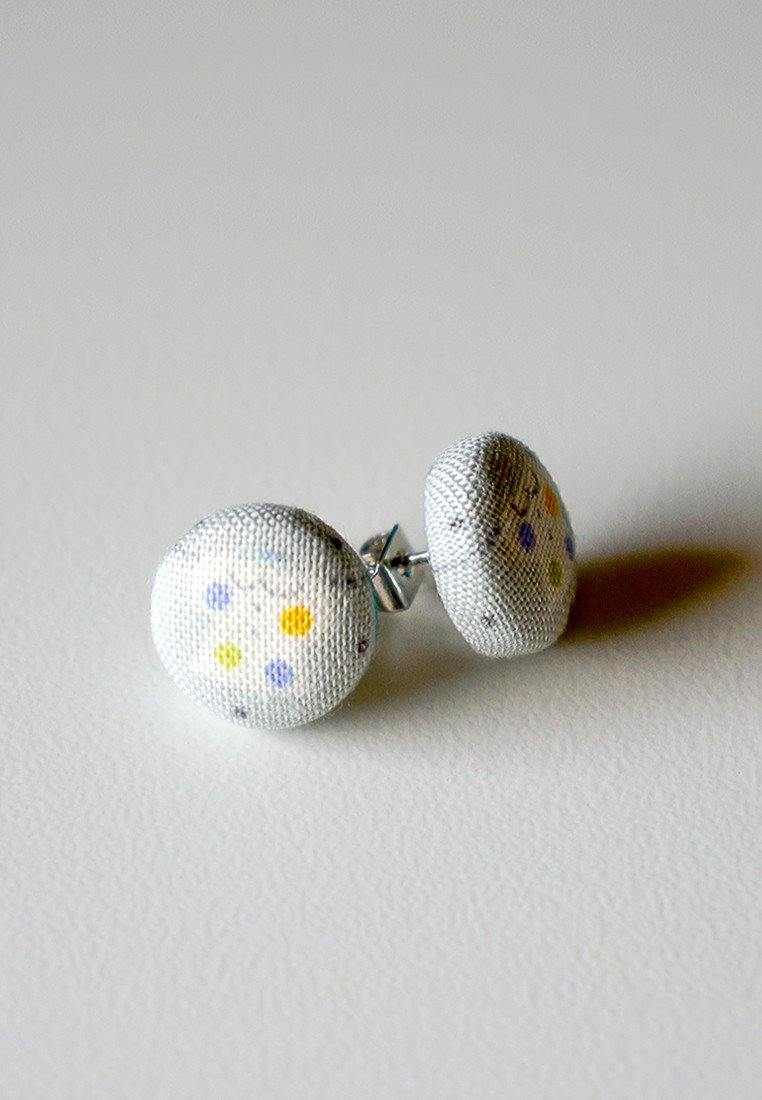 Dorothy Sofey Stud Earrings - Earrings - Paperdaise Accessories - Naiise