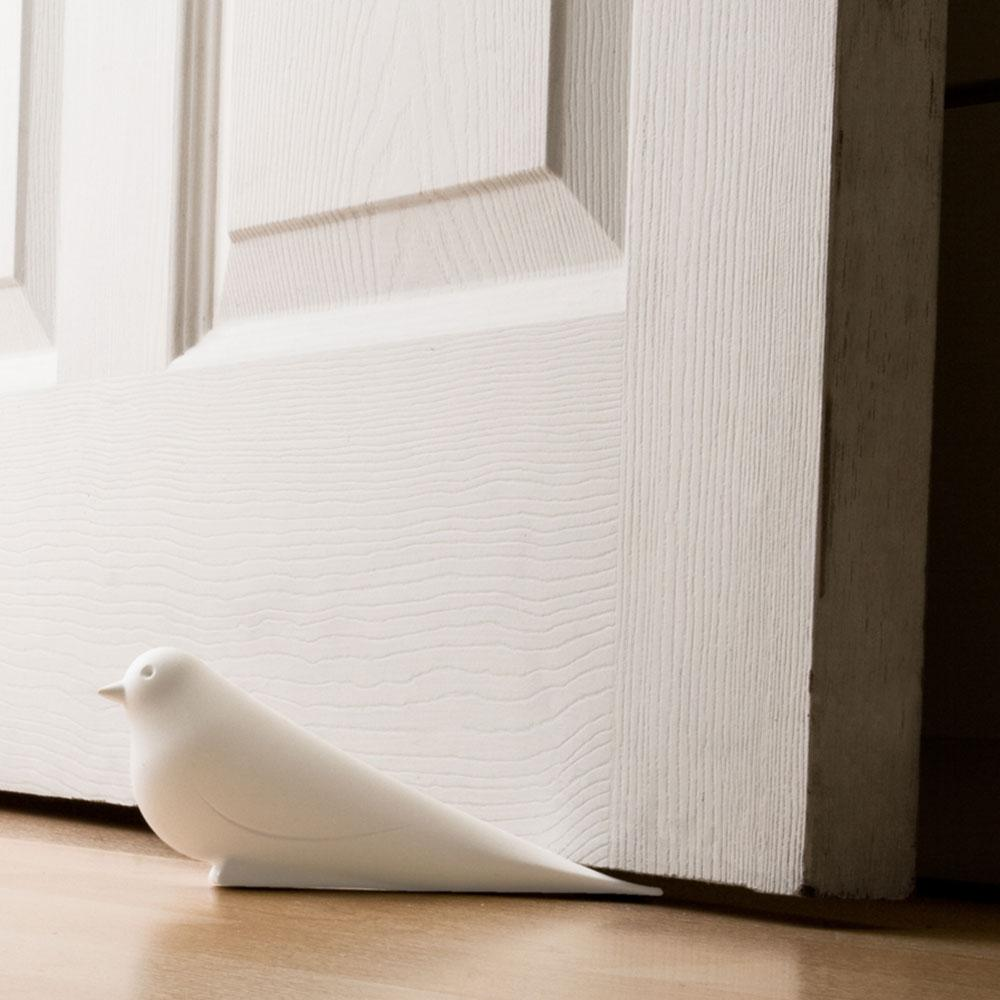 Dove Door Stopper Home Decor Qualy