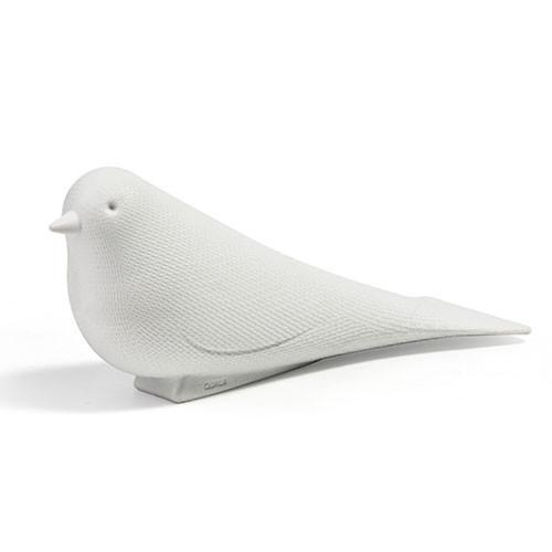 Dove Door Stopper Home Decor Qualy White