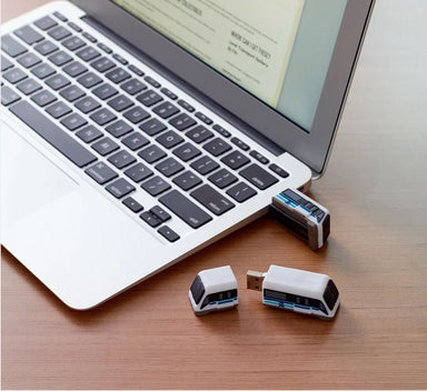 Downtown Line Train Thumbdrive 8GB - Tech Accessories - Knackstop - Naiise