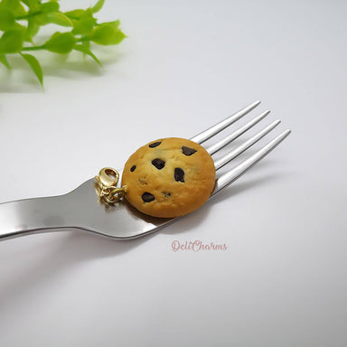 Chocolate Chip Cookie Charm - Charms - Deli Charms - Naiise