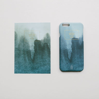 Dusk & Dawn Phone Case - Phone Cases - xhundredfold - Naiise