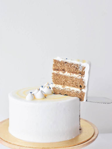 Earl Grey Mango Passionfruit Fresh Cream Cake - Cakes - Zee and Elle Cakes - Naiise