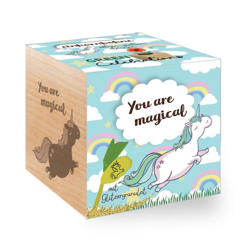 Eco Plant - Unicorn Series (You Are Magical) Novelty Gifts Feel Green