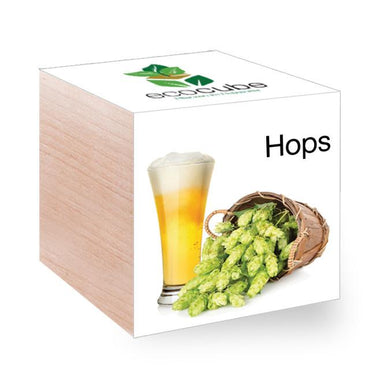 Ecocube Exotics - Hops Gardening Kits Feel Green