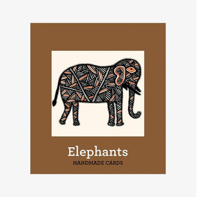 Elephants (Handmade Cards) Books Tan Yang International