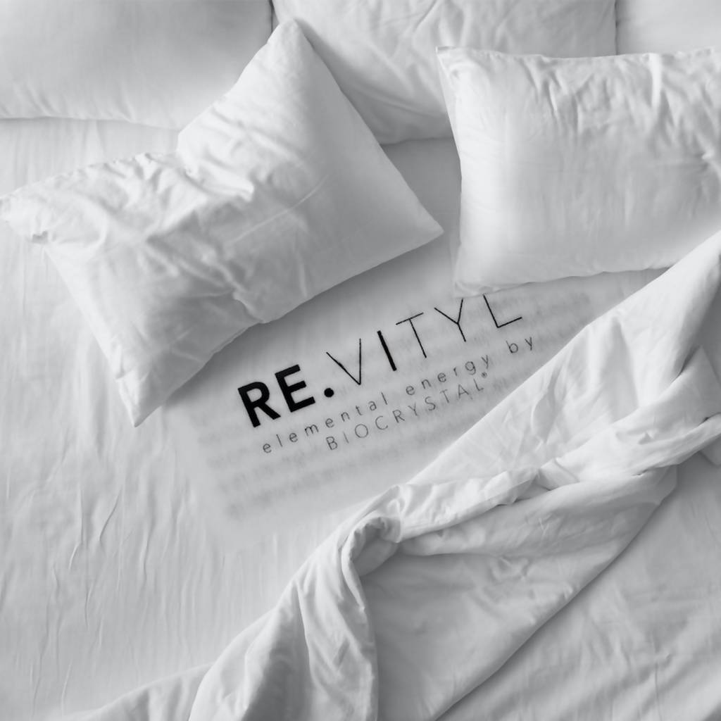 RE.LAX Pillow Pad - White (Oeko-Tex® Certified Silk) - Sleep Support - RE.VITYL - Naiise