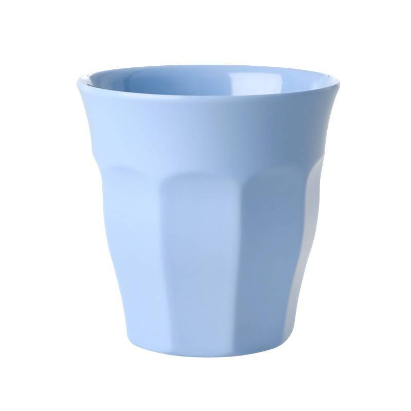 Melamine Cup in Pigeon Blue - Medium - Kitchenware - The Children's Showcase - Naiise