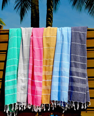 Esinti Towels Beach Towels Summer Moments