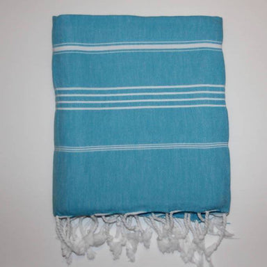 Esinti XL Towel Beach Towels Summer Moments Silverblue