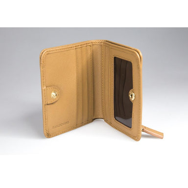Etta Wallet - Camel Brown - Women's Wallets - Harlequine - Naiise