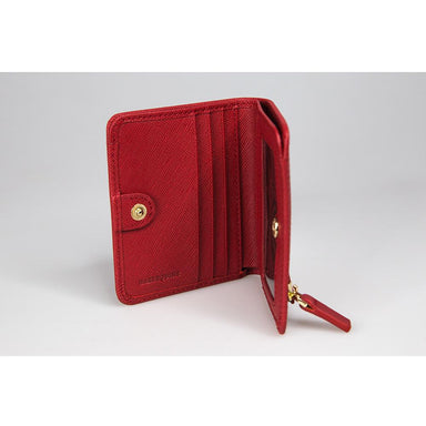 Etta Wallet - Wine Red - Women's Wallets - Harlequine - Naiise