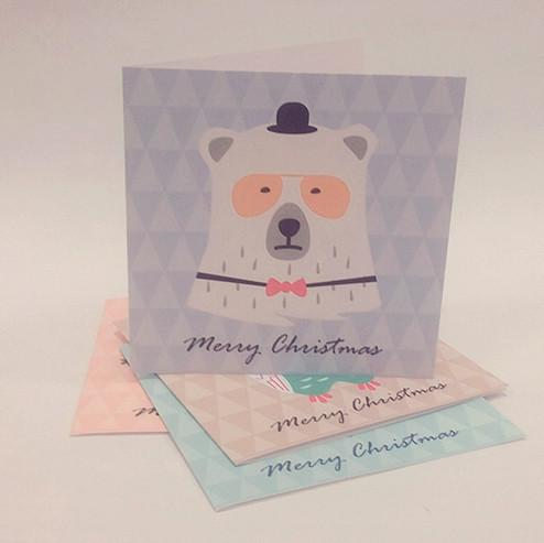 Everyday Christmas Series Christmas Cards Christmas Cards Sweet Lava Bear