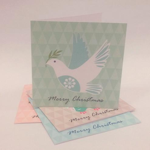Everyday Christmas Series Christmas Cards Christmas Cards Sweet Lava Dove