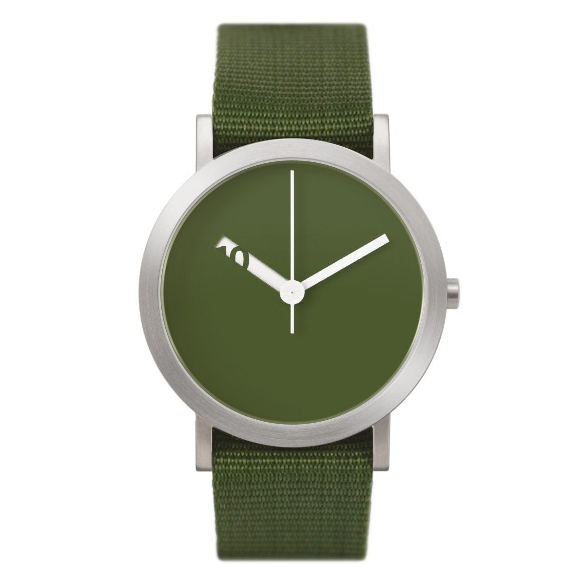 Extra Normal Watch (with Nylon Belt) - Watches - Normal - Naiise