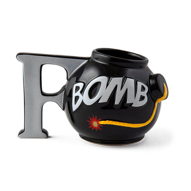 F-Bomb Coffee Mug Mugs BigMouth Inc