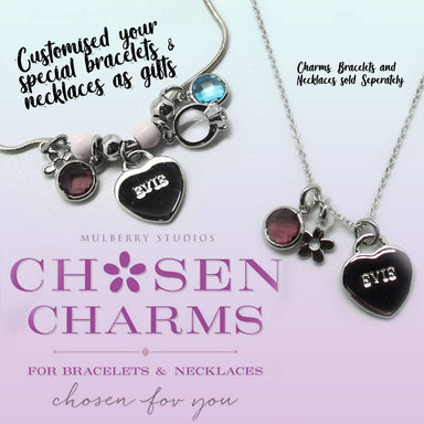 CHOSEN CHARMS - For Special One : Feather - Charms - La Belle Collection - Naiise