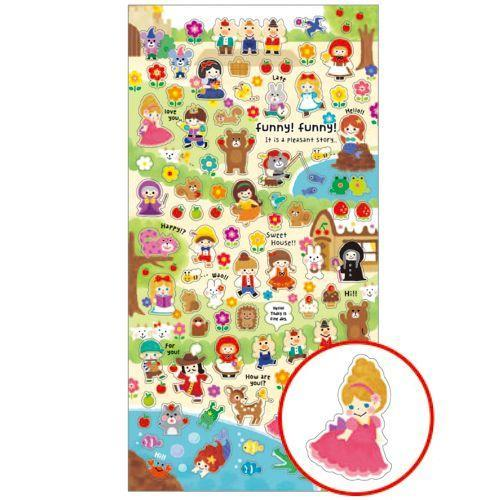 Fairy Tales Stickers - 72492 Stickers Mind Wave