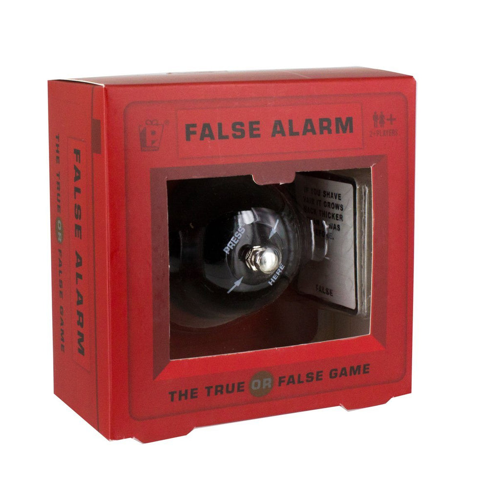 False Alarm Novelty Gifts Paladone